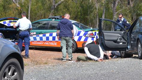 trio face firearms  drug charges  nowra police chase south coast register