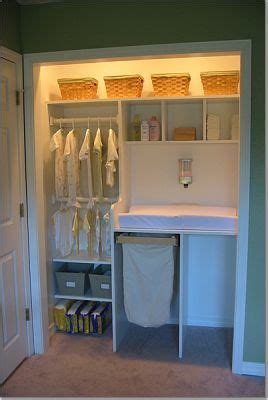 Baby Born Wardrobe And Changing Table Baby Storage Closet Idea For A Small Bedroom To The Changing Table In The Closet
