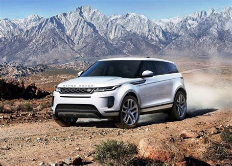 2020 Land Rover Road Rover by 2020 Range Rover Evoque Road Capability New Suv Price
