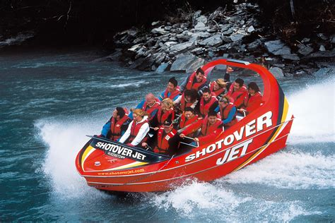 jet boat nz the top 10 things to do in new zealand for a little