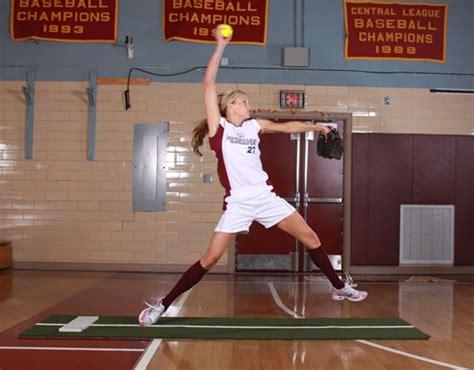 Jennie Finch Pitching Mat by Jennie Finch Softball Powerline Pitching Mat