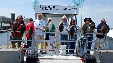 pontoon boat rental margate nj margate ventnor back bay party boat flounder fishing