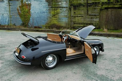 porsche california speedster image gallery 1957 porsche 356 speedster