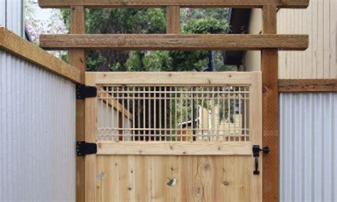 build  japanese style garden gate fine homebuilding