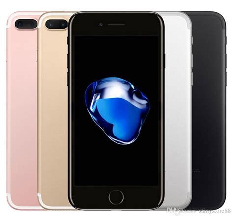original apple iphone 7 7 plus with touch id 32gb 128gb ios10 12 0mp refurbished