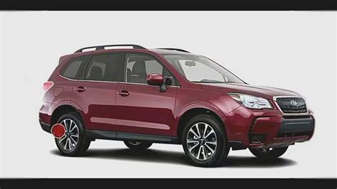 100 Subaru Forester Redesign 2018 2019 Subaru