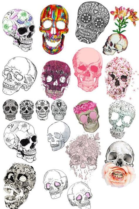 small skull tattoos for girls pin by dowling on tattoos tattoos