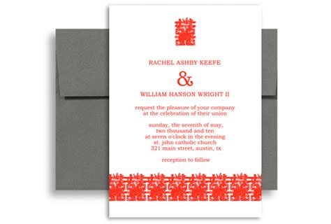 asian wedding card template asian design printable wedding invitation 5x7 in