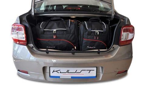2nd Generation 5 In 1 Bags In Bag Travelling Dpt 5 Bag kjust dacia logan limousine 2012 car bags set 5 pcs select car bags set dacia logan ii