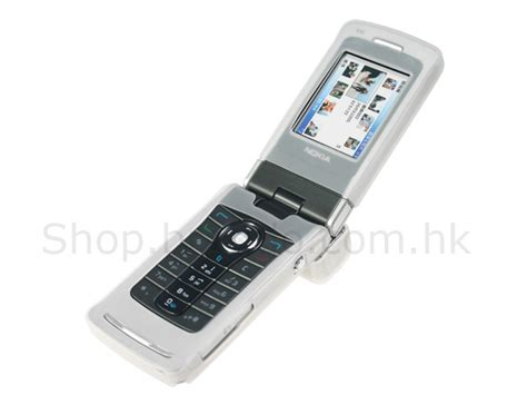 Casing Hp Nokia N90 silicone for nokia n90