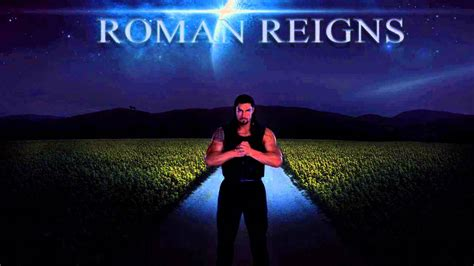wwe themes mix wwe roman reigns custom theme nomad brutal mix by