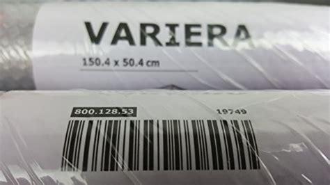 Ikea Variera Shelf Liner Drawer Mat by Ikea Variera Shelf Liner Drawer Mat Clear 150 4 Cm X 50