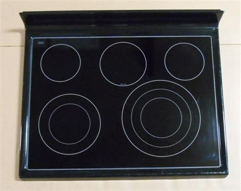replacing a glass cooktop whirlpool kitchenaid range glass cooktop w10240341