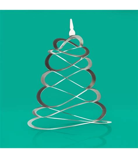 stainless steel christmas tree