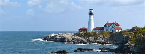 Best Small Towns In America To Visit maine lighthouse directory visit maine