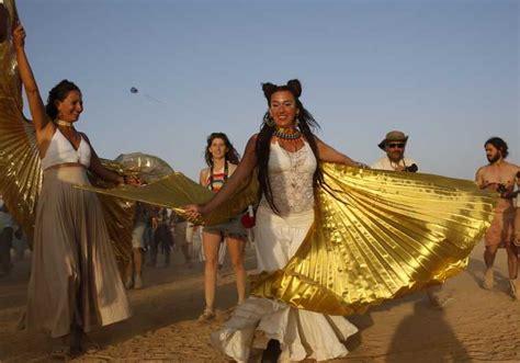 israels midburn festival   negev desert