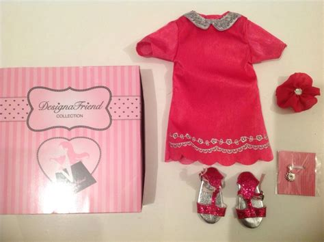 design a bear clothes ebay new chad valley design a friend set of dolls clothes