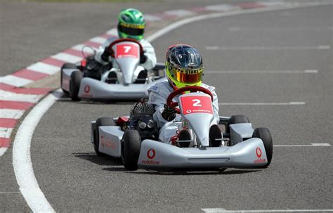 Go Karting Go Kart Track Tracks Las Vegas Motor Speedway