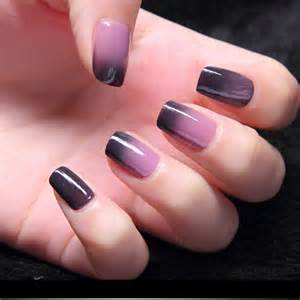 gel color changing nail aliexpress buy lover temperature mood color
