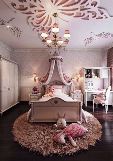 beautiful girls bedroom ideas    angel
