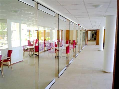 frameless glass wall this frameless glass partition wall
