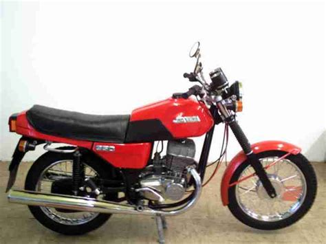 Jawa Motorrad Hersteller by Jawa 638 12v Motorrad Klassik Neuaufgebaut Bestes