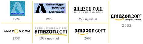 amazon history amazon logo history weborithm