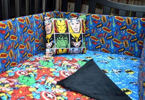 comic book comforter custom comic book baby bedding 4 piece crib by