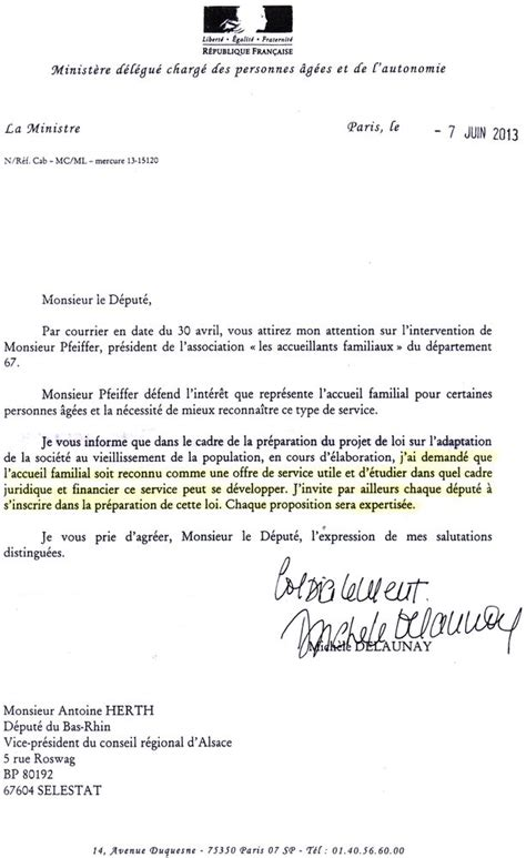 Demande De Repos Lettre 2013 Synth 232 Se Des Demandes Des Accueillants Familiaux Famidac
