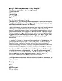 Cover Letter New Grad by Nursing Cover Letter Exles Whitneyport Daily