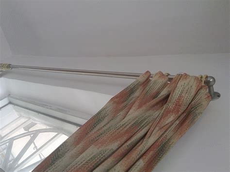 Diy Curtain Rail Curtain Design