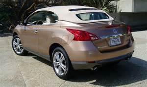 test drive 2011 nissan murano crosscabriolet