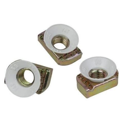 superstrut 1 4 in cone nuts 5 pack zcm1001 4 10