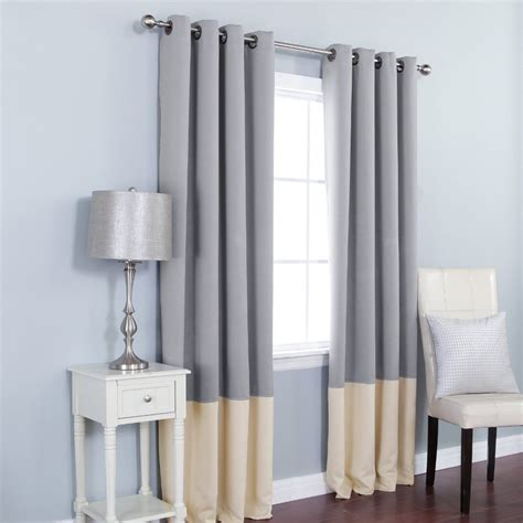 color block drapes awesome color block drapes decor trends always choose