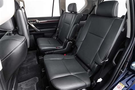 Lexus Gx Captains Chairs by 2017 Lexus Gx 460 Test Posh And Aging Roader