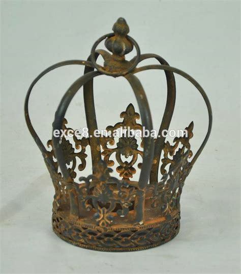 crown decor shabby chic home decorations metal crowns buy home