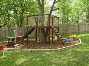 tree fort tree fort after kiddos small patio ideas