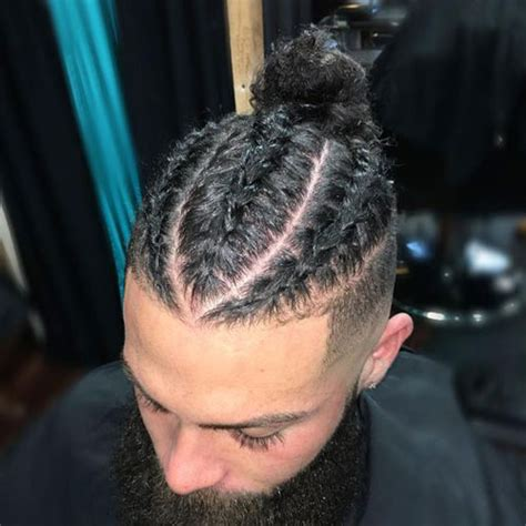 black men newest hair braids pic braids for men the man braid men s haircuts