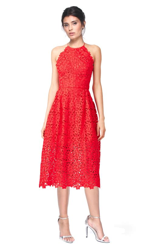 Lace Dress Dress Dress Cny Dress lace halter dress cynthia rowley hire dresses