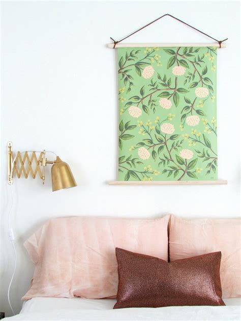 how to hang art on wall 25 diy wall hangings to refresh your decor