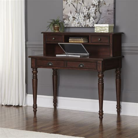 Student Desks With Hutch Home Styles Country Comfort Student Desk And Hutch