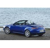 Alfa Romeo Spider Convertible Review 2007  2010 Parkers