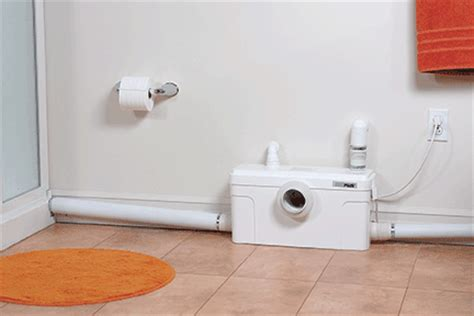 Shower Pump Under Bath Saniflo News Release