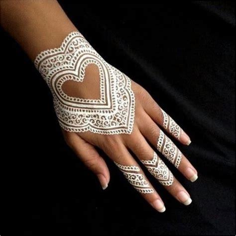 henna tattoo tumblr white 43 eye catching white henna tattoos you must try ritely