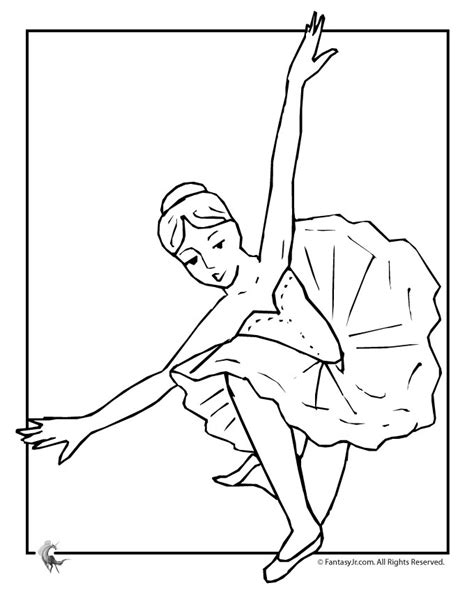coloring pages ballerina fantasy jr ballerina coloring page photography