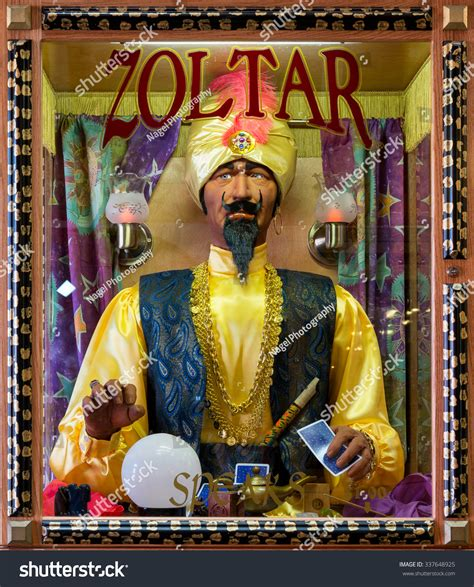 Zoltar A Novelty That Tells Your Fortune And Costs A Small Fortune by Wall South Dakota October 28 Zoltar Fortune Telling