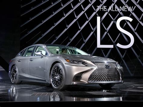how much are ls how much will a lexus ls 500 cost in 2018 car price