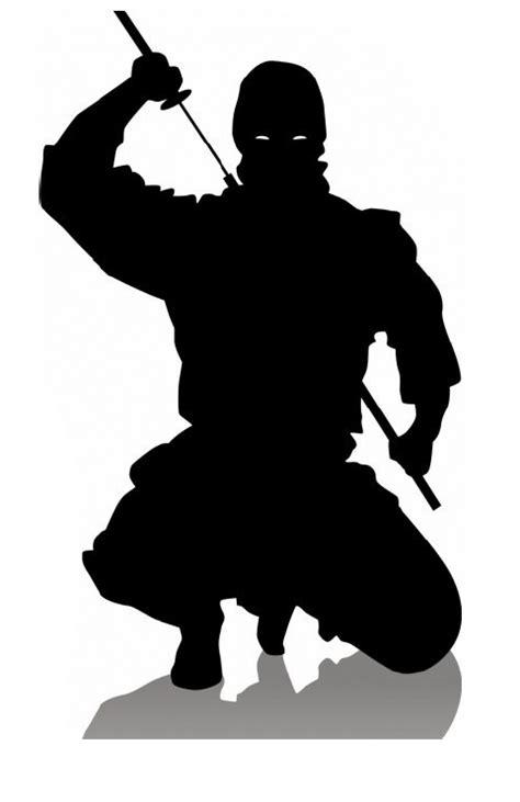 vector ninja tutorial ninja silhouette pesquisa google jackson ninja