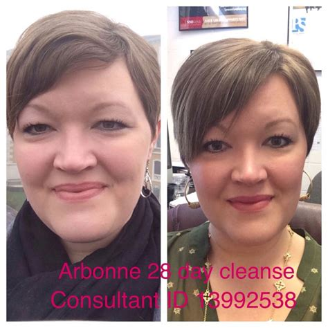 Arbonne Detox Before And After by 17 Best Images About Arbonne 30 Days To Healthy Living On