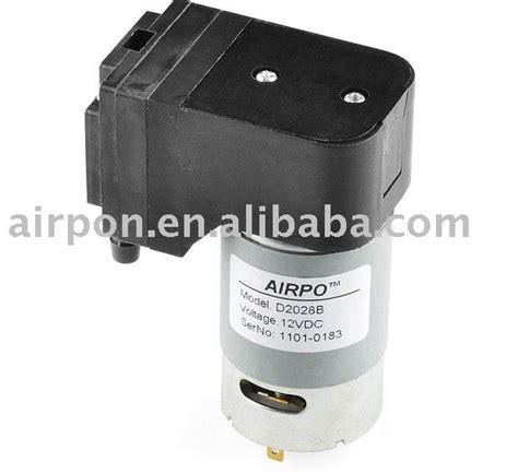 mini pompe 224 air 224 membrane 224 vide du moteur calme pompe